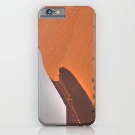 The red sand dunes of Sossusvlei desert, Namibia iPhone Case