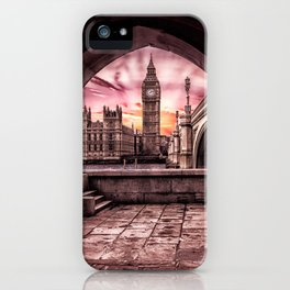 London - Big Ben iPhone Case