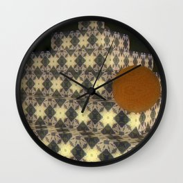 New Color Pyramide 2 Wall Clock