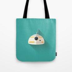 BB8 Flat Design Tote Bag