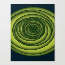 Depth Canvas Print
