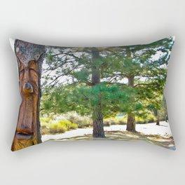 Treant Rectangular Pillow