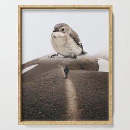 Big Little Bird by GEN Z Serving Tray