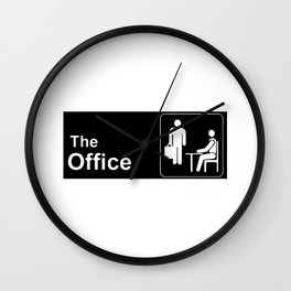 The Office Show Wall Clock
