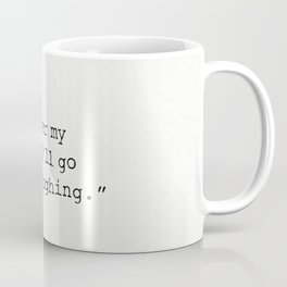 Herman Melville quote 11 Coffee Mug