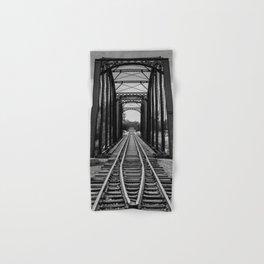 Railroad Bridge Hand & Bath Towel