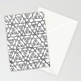 apollonian gaskets! Stationery Cards