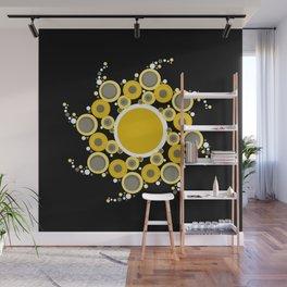 Sun Mandala 1 Wall Mural