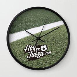 Hoysejuega 2015 Wall Clock