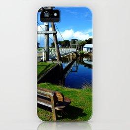 Footbridge iPhone Case