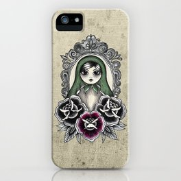 Freckled one iPhone Case