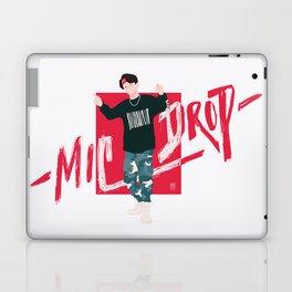 MicDrop Seokjin Laptop & iPad Skin