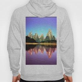 Grand Tetons 🌄 Purple Reflection Hoody