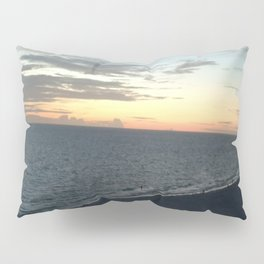 Beach Sunset Pillow Sham