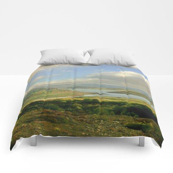 Alpine Ranges Comforters