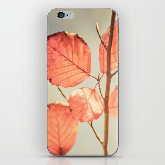 Simply Leaves iPhone Skin