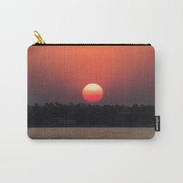 Really red sun Carry-All Pouch