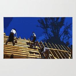 Roofers Williamsburg VA Rug