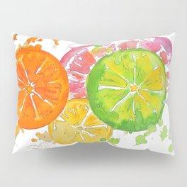 Citrus Burst! Pillow Sham