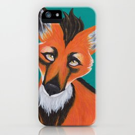 Goldeneyes iPhone Case