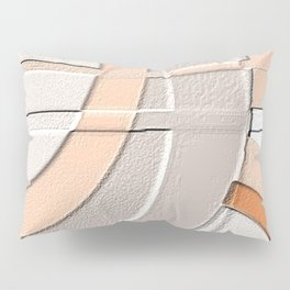 Invention Abstract Pillow Sham