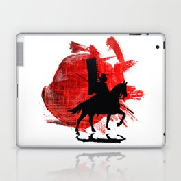 Japan Samurai Laptop & iPad Skin