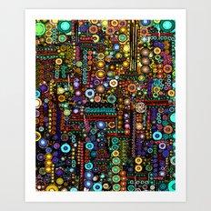 :: Chi-Town :: Art Print