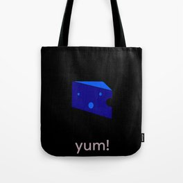 yum! cheese Tote Bag