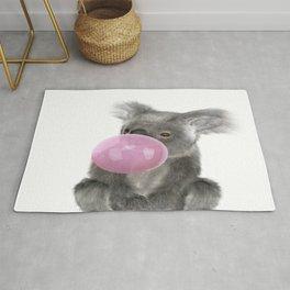 Bubble Gum - Koala Rug