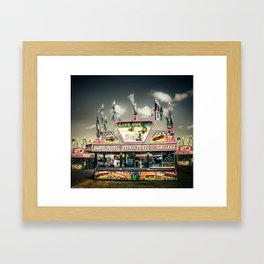 Fair Food  Framed Art Print