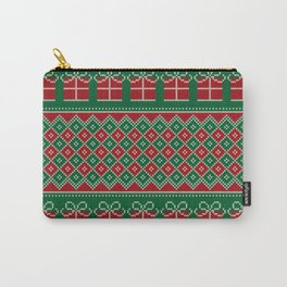 Christmas Packages Carry-All Pouch