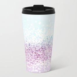 Mermaid Girls Glitter #1 #shiny #pastel #decor #art #society6 Travel Mug