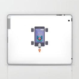 "Creative Drive - ""UI Designer Car"" Laptop & iPad Skin"