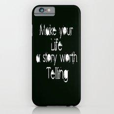 Life Story Slim Case iPhone 6s