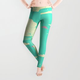 EXALTED PEACE Leggings