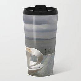 Coffee Before the Storm Metal Travel Mug