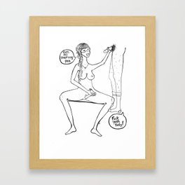 Riendo Salads Issue 3 Framed Art Print