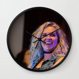 Briana Buckmaster at the Supernat-A-Looza Wall Clock