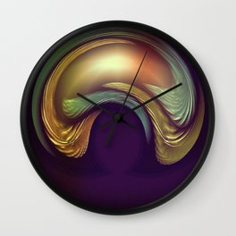 Intelligence Quotient Wall Clock