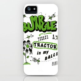 mr bungle iPhone Case