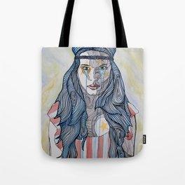 American Rocker Tote Bag