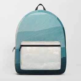 Turquoise Smoky Mountains - Wanderlust Nature Photography Backpack