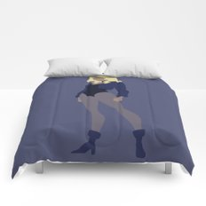 Black Canary Comforters