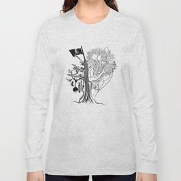 Death Tree Long Sleeve T-shirt