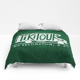 Tiki Tour Comforters