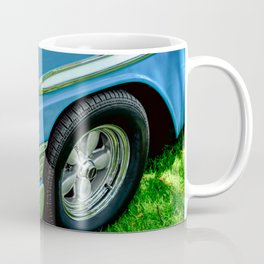 Bluesy Coffee Mug