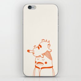 Wild Cat iPhone Skin