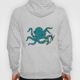 Hungry Octopus Hoody