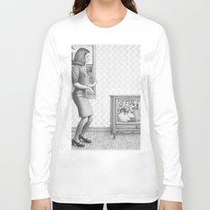 girl in an american dystopia, 2017 Long Sleeve T-shirt
