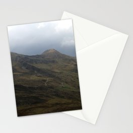 Mountains over Mountains Stationery Cards